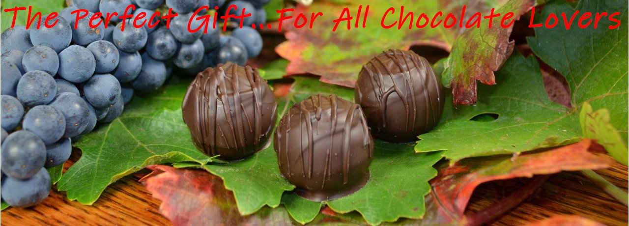 Wine Cellar Chocolate Truffles