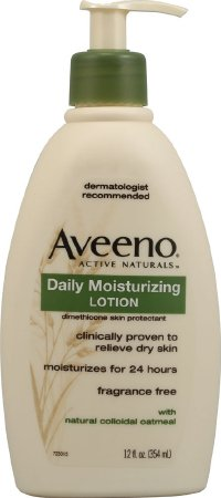Aveeno Stress Relief Moisturizing Lotion To Calm And Relax, 12 Fl. Oz