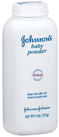 MCKESSON Baby Powder Johnson's 9 oz. Scented #1301084