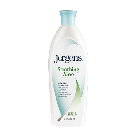 Moisturizer Jergens Aloe Relief 10 oz. Bottle