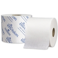 "GPEnvision 19448/01 White 2-Ply Bathroom Tissue, 4.05""x 3.95""(Case of 48 Rolls)"
