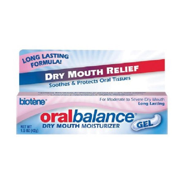 Biotene Oral Balance Gel, 1.5 Ounce - Buy Packs and SAVE (Pack of 4)