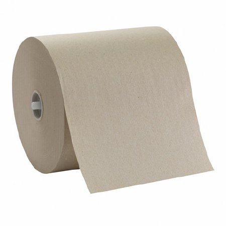 GP PRO 26480 Hardwound Roll Paper Towel, 7.87x1000ft, Brown, 6RL/CS