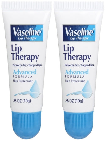 VASELINE LIP THERAPY TUBE 12EA/CT MCKESSON