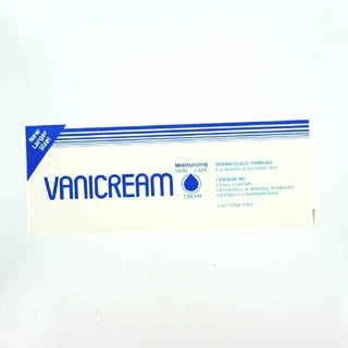VANICREAM SKIN CREAM TUBE 4 OZ