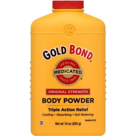 Gold Bond Pdr Foot 4Oz Ea (Sold per PIECE)