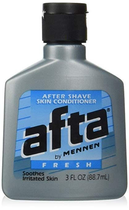 Afta After Shave Skin Conditioner Fresh 3 oz (Pack of 3)