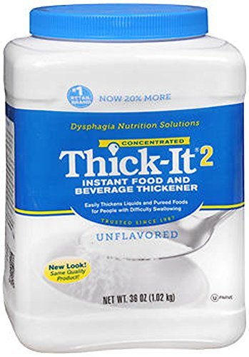 Thick-It 2 Extra Strength Powder 36 oz by Thick-It
