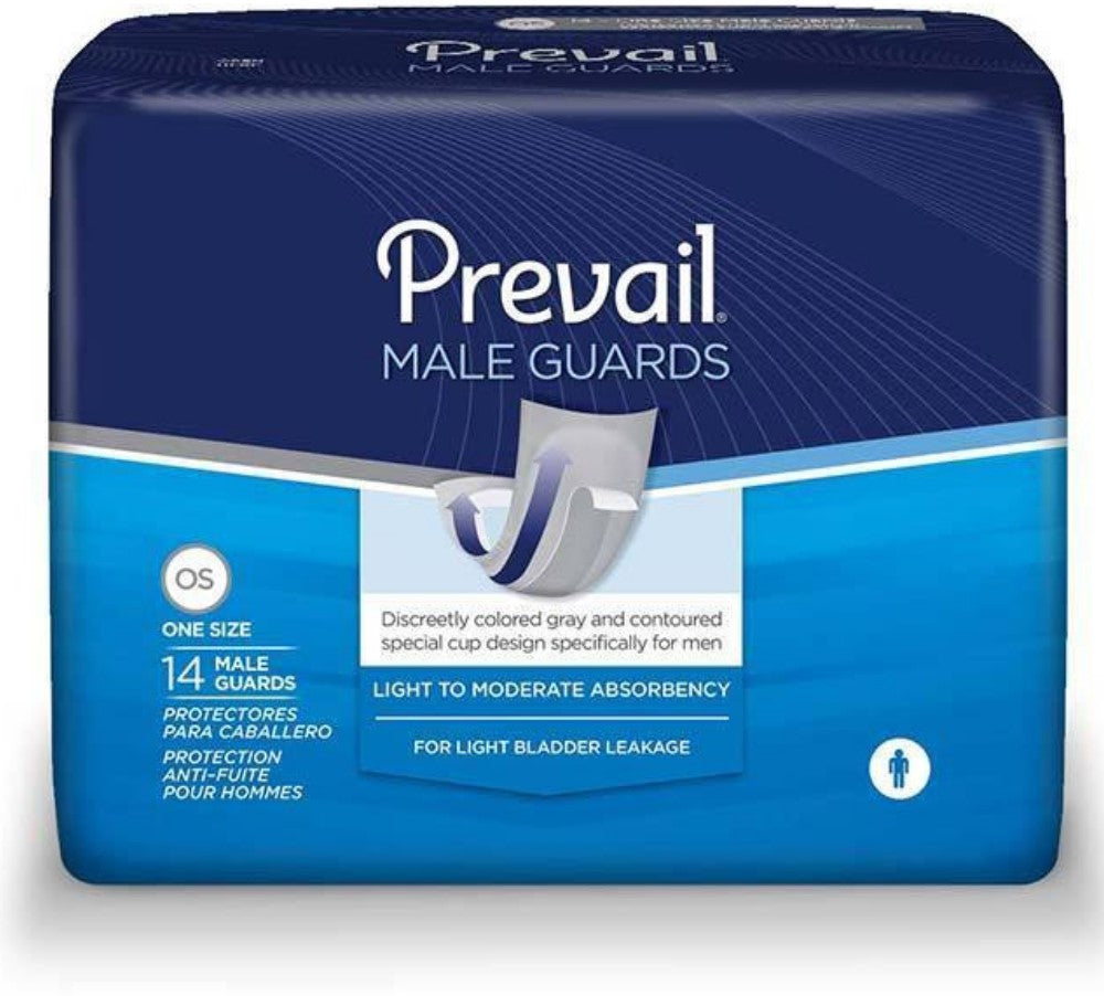 Prevail Male Guards - - Case of 126