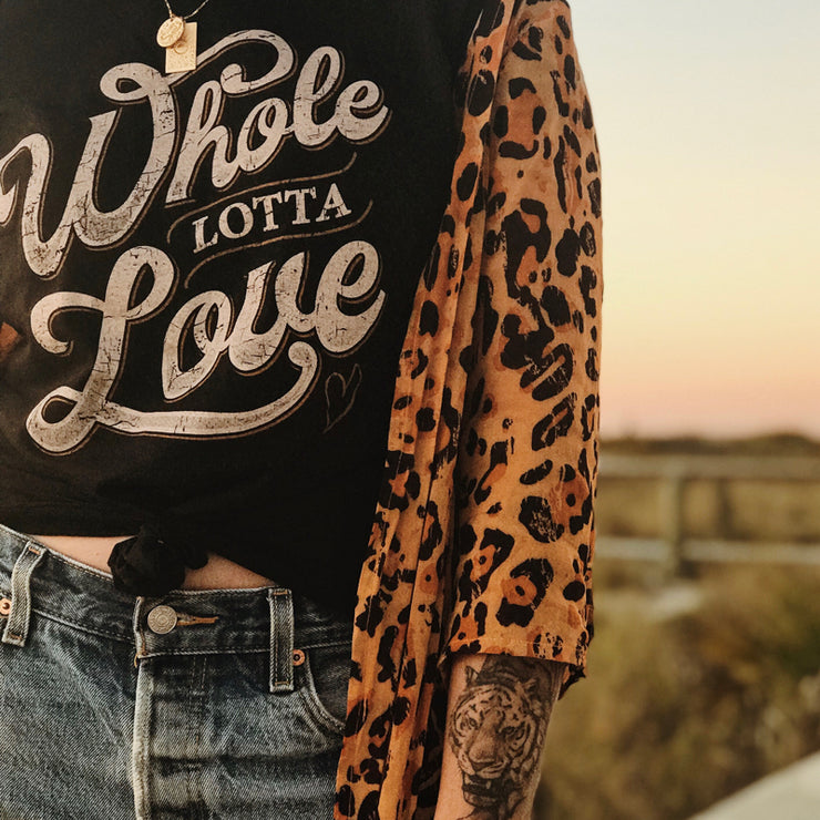 Whole Lotta Love Tee - Tierra Alma