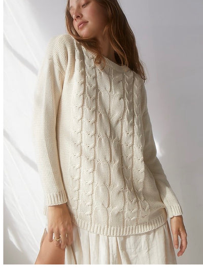 Arlo Knit - Cream - Tierra Alma