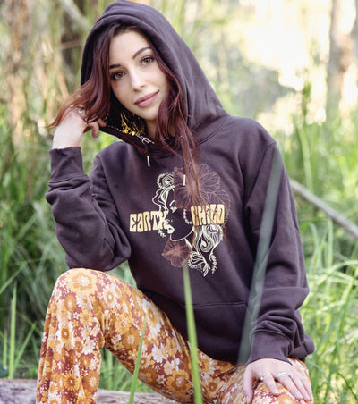 Earth Child Hoody - Tierra Alma