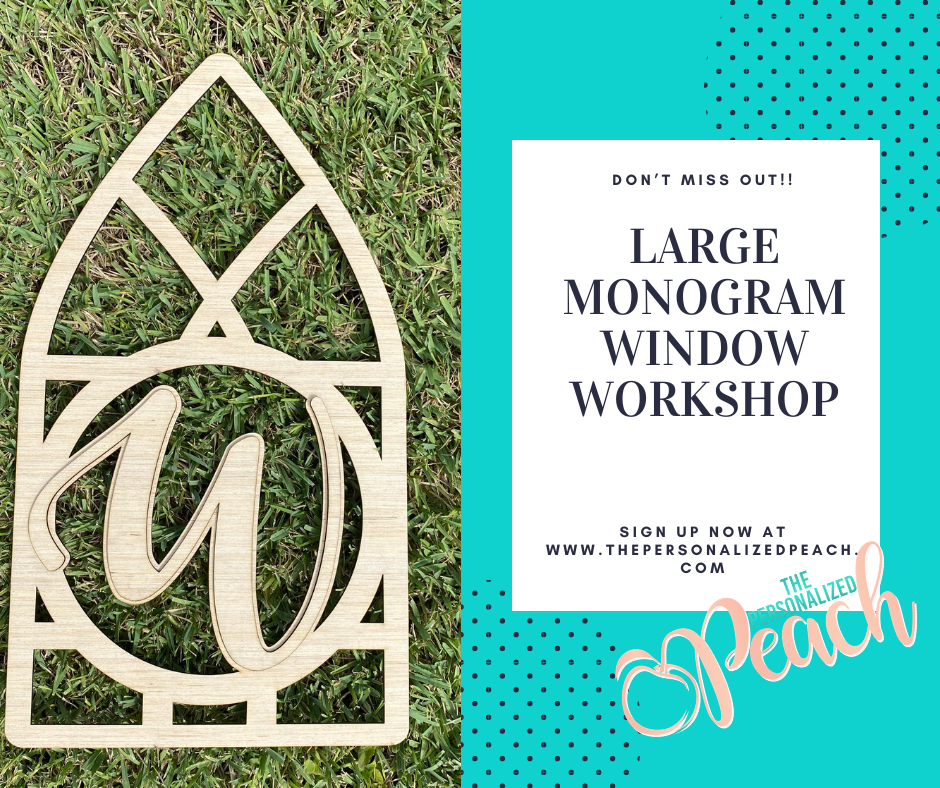 Monogram Window Kit