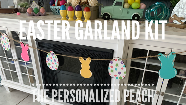 Easter Garland To Go Kit
