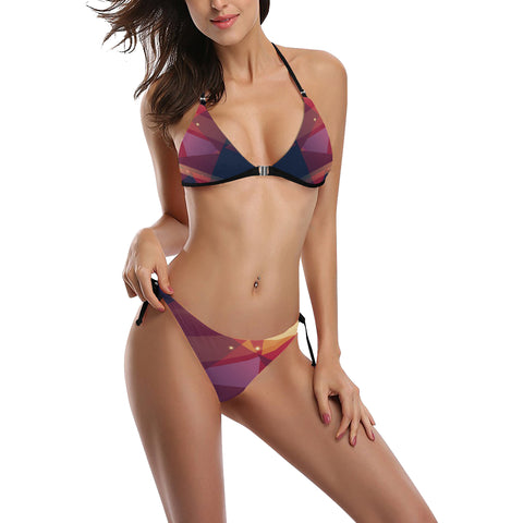 Dark Angles Halter Bikini