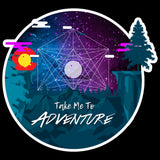 Adventure Sticker