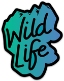 Colorado Wild Life Sticker