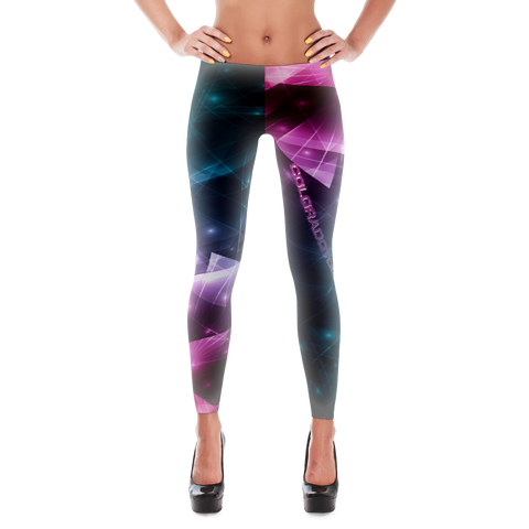 Leggings - Direct Multidimensional Trippy
