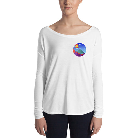 Colorado The Colors Ladies' Long Sleeve Tee