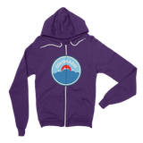 Colorado Winter Hoodie Zipper
