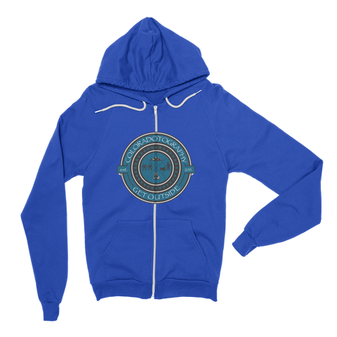 Get Outside Hoodie Zipper
