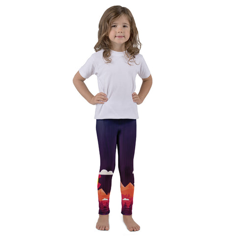 Kid's leggings - Colorado Rolling Hills