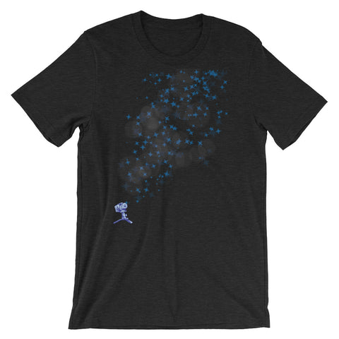 Camera & The Stars Heather Tee