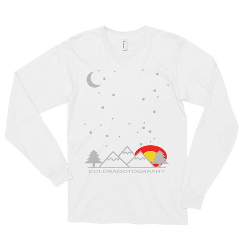 Coloradotography Sky Long sleeve shirt