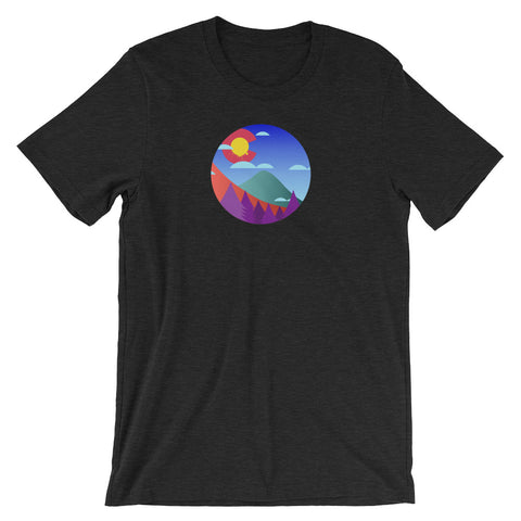 Colorado The Colors Heather Tee