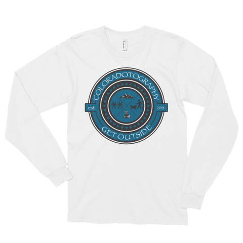 Get Outside - Long sleeve t-shirt