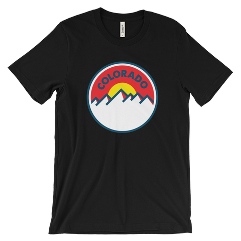SBS - Colorado Sunset Shirt Mens SPECIAL