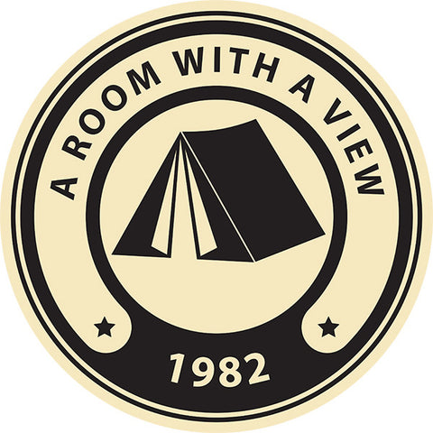 Room With A View Sticker