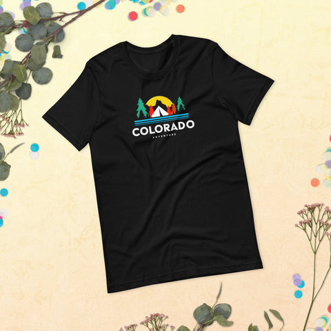 Colorado Adventure Unisex Shirt