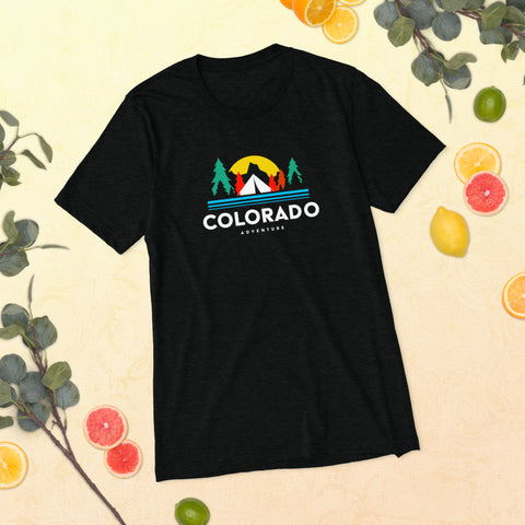 Colorado Adventure Tri-Blend Shirt