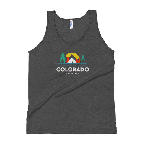 Colorado Adventure Unisex Tank Top