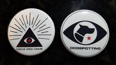 Dogspotting Button Pack