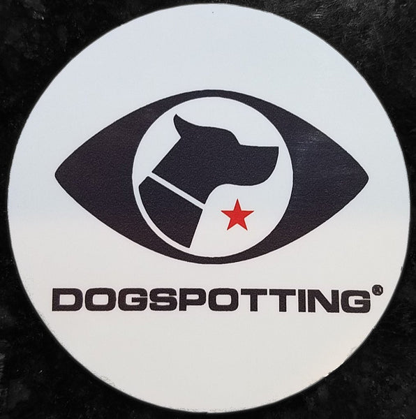 Dogspotting Silver Sticker Pack