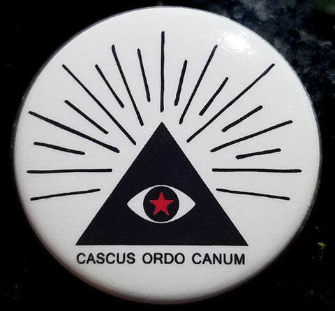 Illumidoggie Pyramid Button