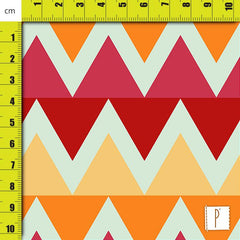Chevron Colour Amarelo