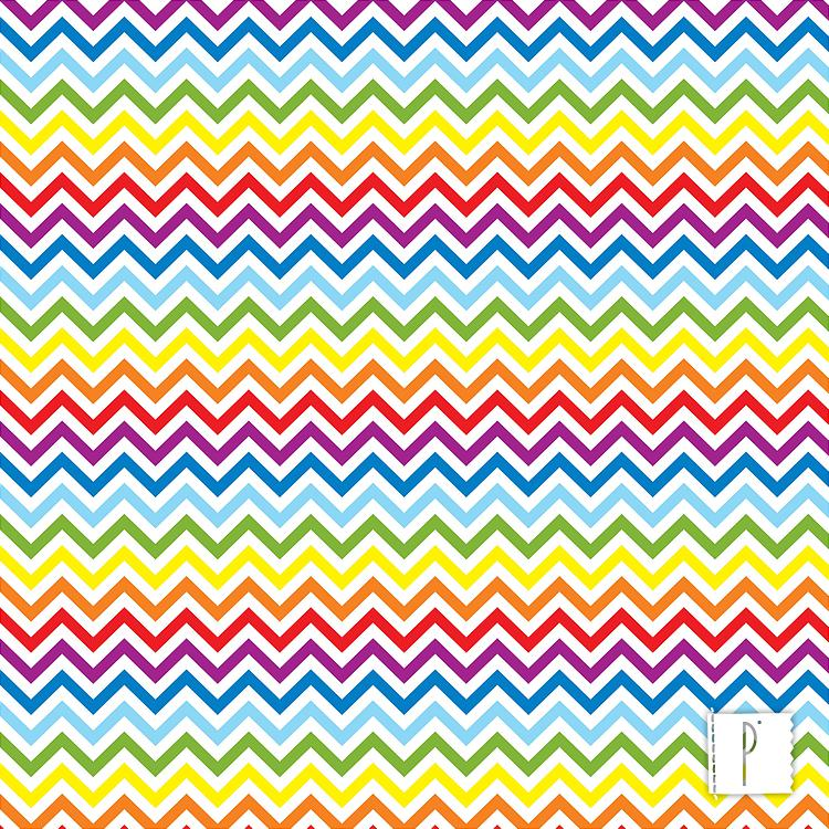 Chevron Rainbow
