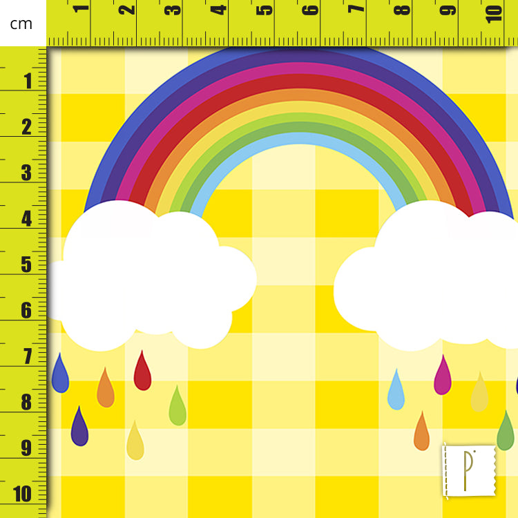 Rainbow Vichy Yellow