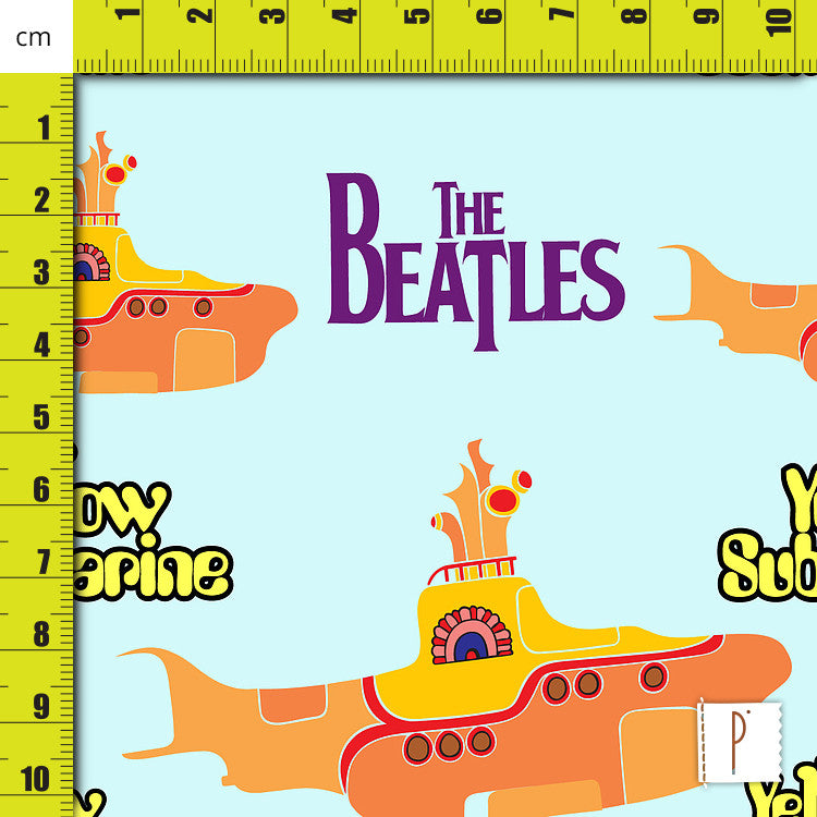 Estampa Yellow Submarine - 2