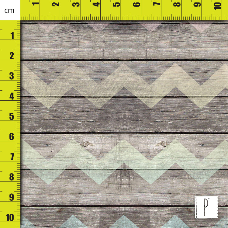 Wooden Chevron