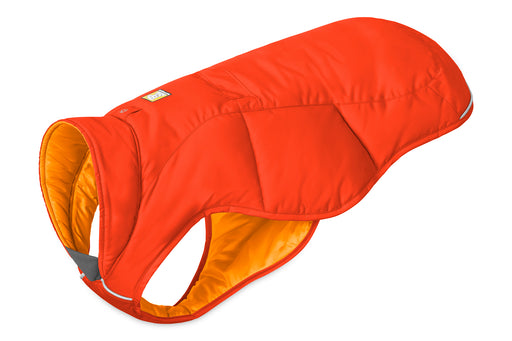 Ruffwear® | Quinzee™ Insulated Dog Jacket - Sockeye Red