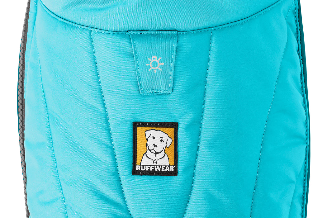 Ruffwear® | Powder Hound™ Hybrid Insulated Dog Jacket - Blue Atoll