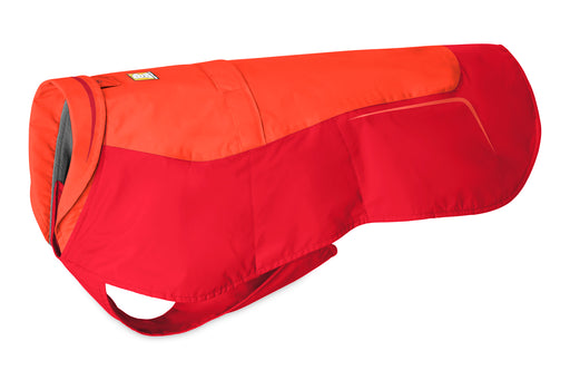 Ruffwear® | Vert™ Waterproof/Windproof Dog Jacket - Sockeye Red