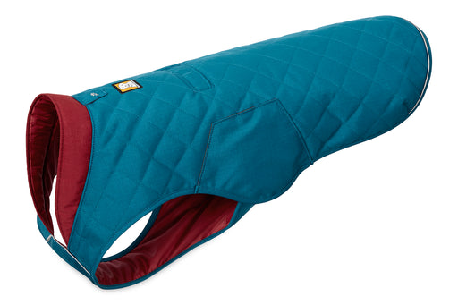 Ruffwear® | Stumptown™ Quilted Dog Jacket - Metoluis Blue