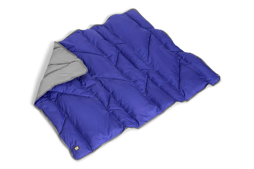 Ruffwear® | Clear Lake™ Packable Dog Blanket - Huckleberry Blue