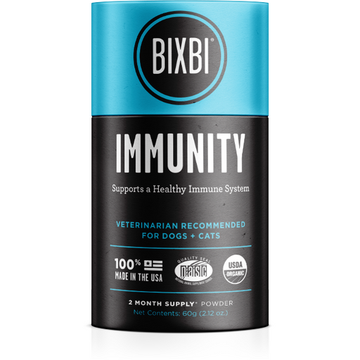 Bixbi® | Immunity Supplement for Dogs & Cats