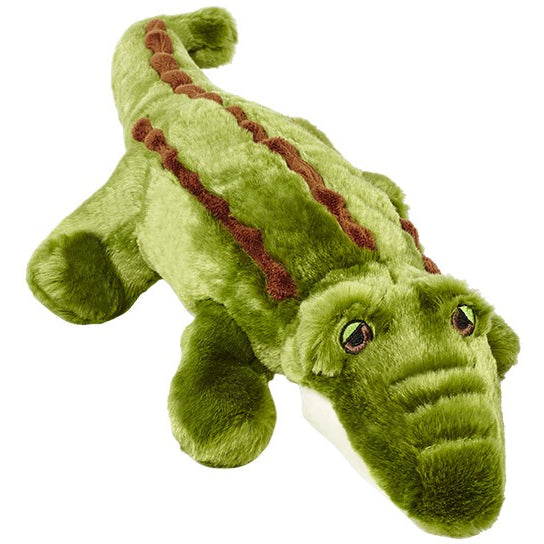 Fluff & Tuff® Dog Toy | Georgia the Gator